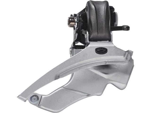 Shimano Altus FD-M371 Desviador Delantero 3x9 velocidades, silver/black